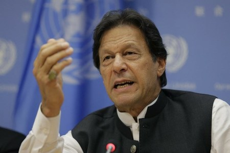 PM asks int'l community to ensure Kashmiris' right to self-determination