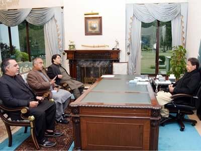 PM Imran likely to visit Karachi next week: Governor Sindh