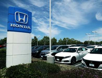 Honda halts UK car output on Tuesday and Wednesday due to supply delays