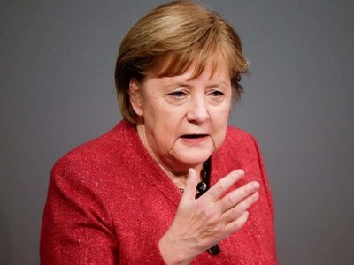 Germany to test travellers from risk areas twice for coronavirus: Merkel