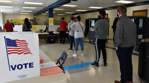 US Senate Election: Democratic candidates Warnock and Ossoff win Georgia run-off election