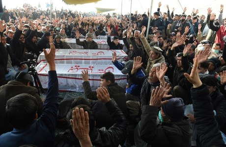 Afghanistan asks Pakistan to send back bodies of 3 Afghans killed in Mach massacre