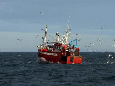 Scottish patrol enacts 'Brexit blockade' on Irish fishing boat: media