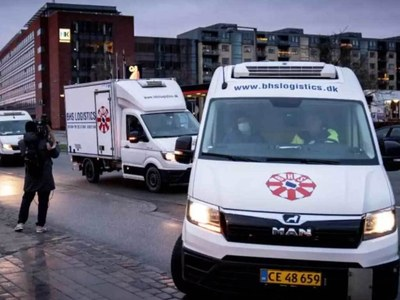 Denmark bars South African residents over new virus strain