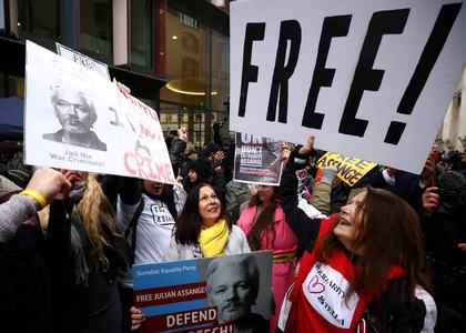 Julian Assange refused bail, despite being ruled against extradition to the U.S