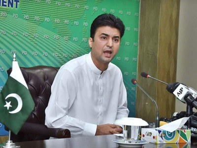 Murad Saeed slams performance of PPP govt in Sindh