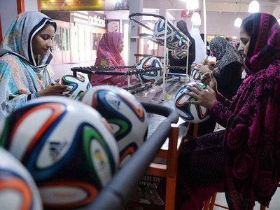 Sports goods exports fall 14.03pc in 5 months