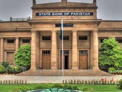 Tax to pension spending surges to 18.7pc: SBP