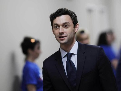 Ossoff claims victory for Democrats in crucial US Senate vote