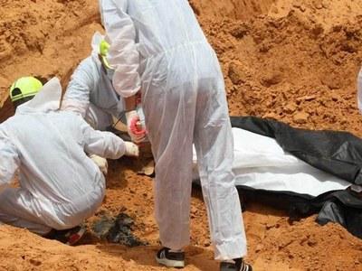 Watchdog urges Libya's GNA to identify Tarhuna missing