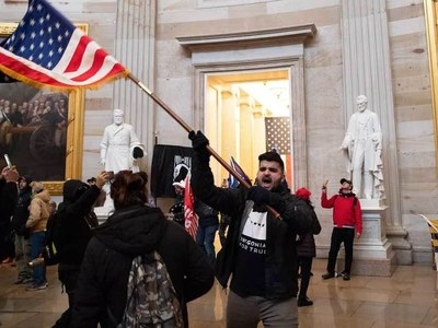 Germany checks parliament security after US Capitol chaos