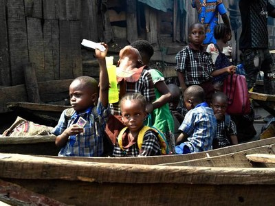 Pandemic tips more into extreme poverty in Nigeria's Lagos
