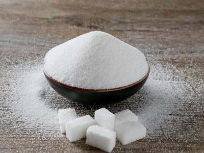 Stay short on sugar