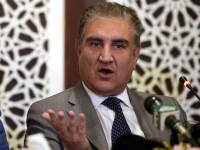Qureshi phones Saudi, Qatari and Bahraini counterparts, appreciates 'successful' GCC summit