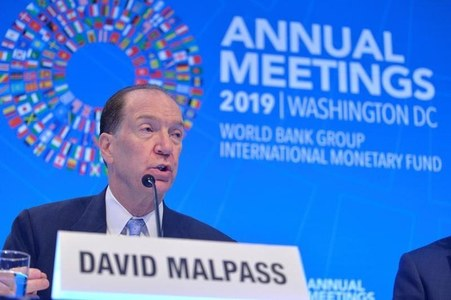 World Bank chief, a Trump appointee, 'deeply appalled' by storming of Capitol