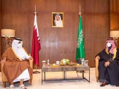 Qatar-Saudi border reopens after thaw