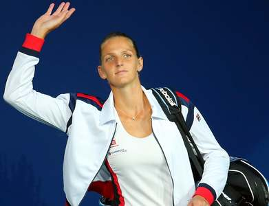 Russian qualifier Gasanova stuns Pliskova in Abu Dhabi