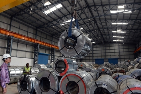 Chinese stainless steel futures extend gains