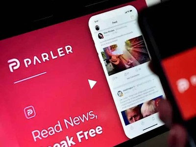 Amazon pushes Parler offline after Capitol attack