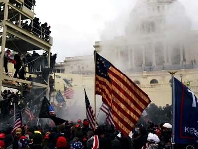 """American carnage"""