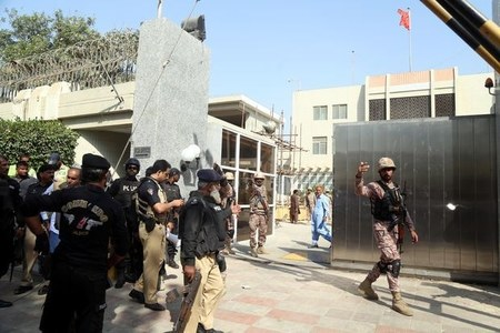 ATC indicts five BLA 'terrorists' in Chinese consulate attack case
