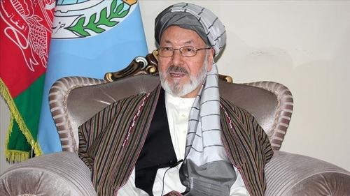 Afghan delegation led by Karim Khalili to arrive in Islamabad today on three-day visit