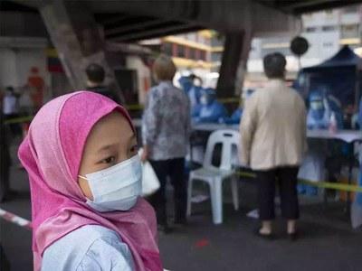Malaysia imposes virus curbs, warns hospitals at 'breaking point'