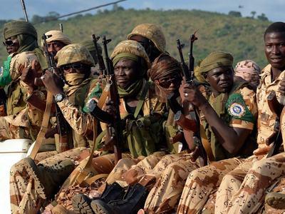 Jihadists kill 13 soldiers in northeast Nigeria