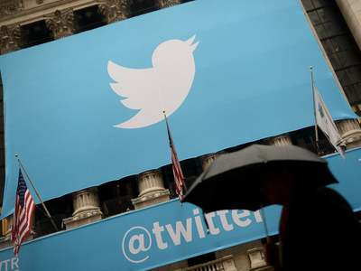 Twitter shares dive 7pc after Trump account suspension