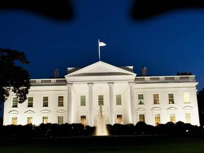 White House discusses Trump address on Big Tech ban