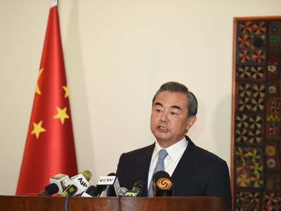 China's top diplomat visits Myanmar in SE Asia tour, promises vaccines