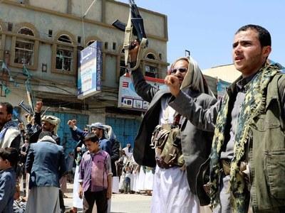 Saudi welcomes US labelling Yemen rebels 'terrorists'