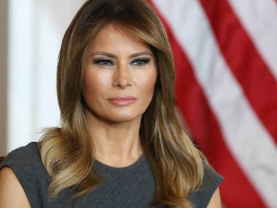 Melania Trump breaks silence on Congress invasion -- and complains