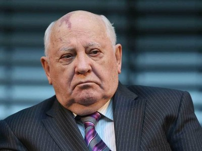 Gorbachev expects Biden to extend US-Russia arms curbs