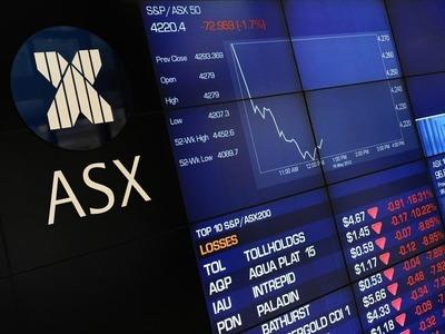 Australian, NZ shares fall