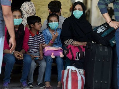 COVID-19 outbreak: Pakistan records 41 deaths, 2,408 new infections in 24 hours