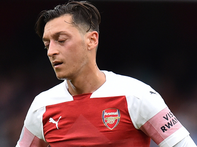 Outcast Ozil has no regrets about joining Arsenal