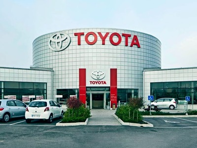 Toyota halts some production lines in China due to chip shortage