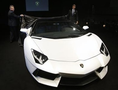 Lamborghini 2020 deliveries drop 9pc on COVID hit, order book 'robust'