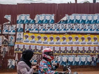 Uganda regulator orders social media shutdown ahead of vote