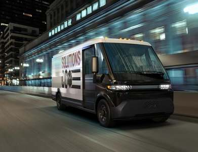 GM to launch BrightDrop electric delivery vehicle business