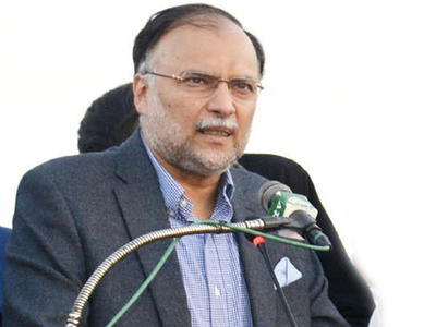 Senate elections: Ahsan says PDM aims to prevent PTI from getting two-thirds majority