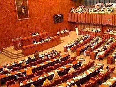 Senate body passes two bills