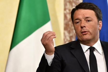 Renzi insists Italy take ESM loan, prolonging showdown with PM Conte