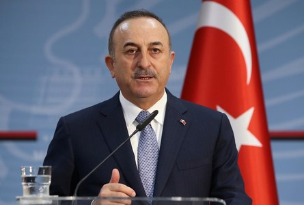 Turkish Foreign Minister arrives in Pakistan for three day official visit