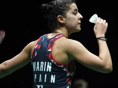 Olympic champion Marin makes fast start at Thailand Open