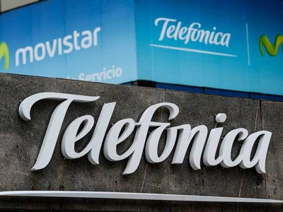Telefonica sells mobile phone masts in Europe, Latin America for 7.7bn euros