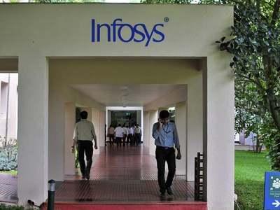 India's Infosys raises revenue forecast as demand rises