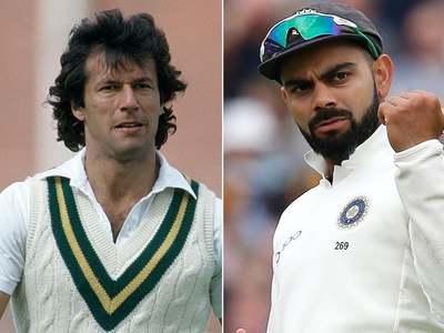 Imran Khan beats Virat Kohli in ICC poll