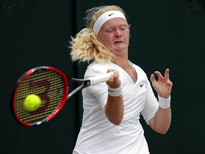 Jones aims to 'change perspectives' after qualifying for Australian Open
